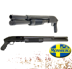 Grab a Gun Mossberg Giveaway