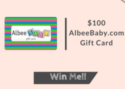 Albee baby gift card