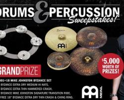 Drum  and  Percussion Sweepstakes