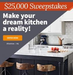 BHG Dream Kitchen Sweeptakes