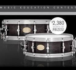 Cascio Music Education Sweepstakes