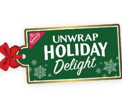 Unwrap Holiday Delight Sweepstakes