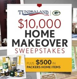 Home makeover sweepstakes sign up