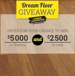 Dream Floor Giveaway