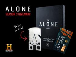 Influence Nation Alone Giveaway