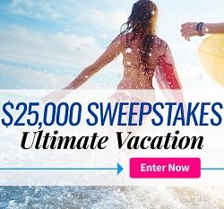 Ultimate Vacation Sweepstakes
