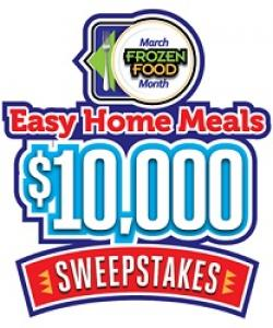 Frozen Food Month Sweepstakes