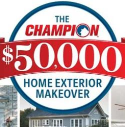 Champion Home Exteriors 50 000 Sweeps