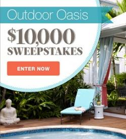 Martha Stewart 10K Summer Sweepstakes