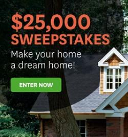 BHG Dream Home Sweepstakes