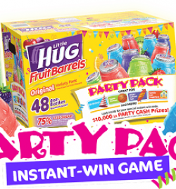 little hug instant win game