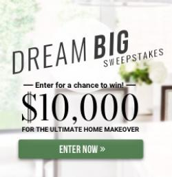 Southern Living Dream Big Sweepstakes