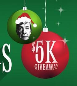 A Very Kenda Christmas.A Very Kenda Christmas Giveaway
