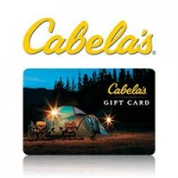 Cabelas January Sweepstakes