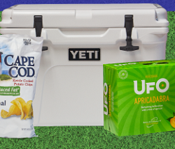 UFO Beers Game Day Ready Sweepstakes
