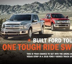 Ford pbr sweepstakes
