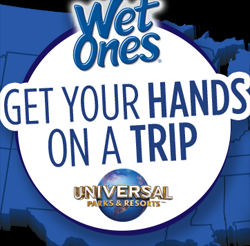 Get Your Hands on a Trip Sweepstakes