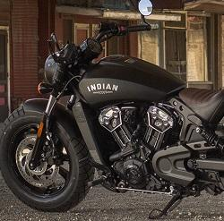 Indian Scout Bobber Sweepstakes