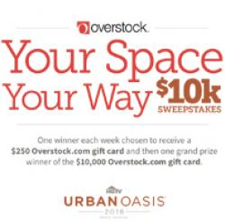 HGTV Your Space Your Way Sweepstakes