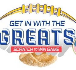 Get In With the Greats Sweepstakes