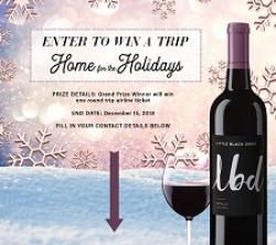 LBD Home for the Holidays Sweepstakes