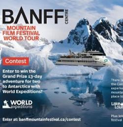 Banff World Tour Sweepstakes