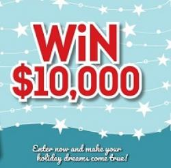 Holiday Wish & Win Sweepstakes