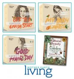 Mother Earth Living Body Care Giveaway