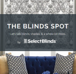 Select Blinds New Years Giveaway