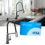 Win a Delta Dream Faucet Sweepstakes in online sweepstakes