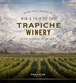 Trapiche Wines Argentina Sweepstakes