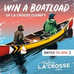 Boatload of LaCrosse County Sweeps