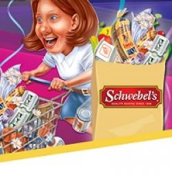 Schwebels Shopping Spree Sweepstakes