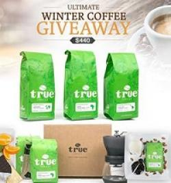 Ultimate Winter Coffee Giveaway