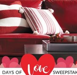 La-Z-Boy 14 Days of Love Sweepstakes