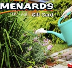 The Beat $200 Menards Sweepstakes