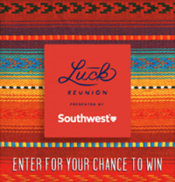 Luck Reunion Sweepstakes