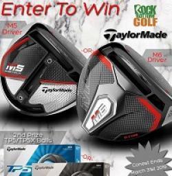 Taylormade Driver Sweepstakes