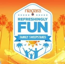 Refreshingly Fun Family Sweepstakes
