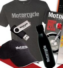 Motorcylce Classics Gear Giveaway