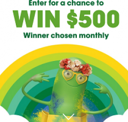 Cricket Wireless $500 Sweepstakes