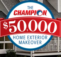 Home Exterior Upgrade Sweepstakes