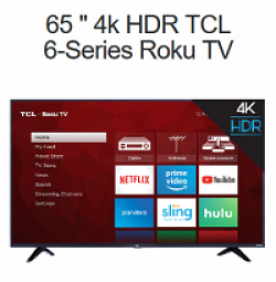 Cord Cutters Roku TV Sweepstakes