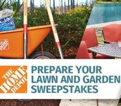 Prepare Your Lawn & Garden Sweepstakes