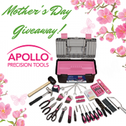 Apollo Tools Mothers Day Giveaway