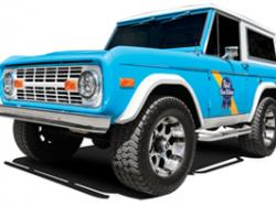 Pabst Vintage SUV Sweepstakes