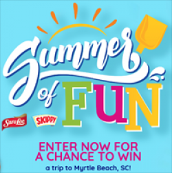 Hormel Summer of Fun Sweepstakes