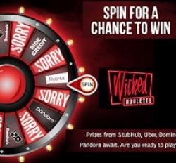 Redds Wicked Roulette Sweepstakes