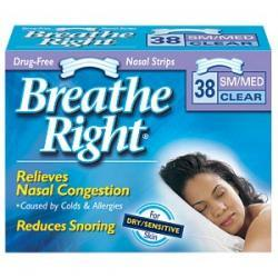 Get Free Breathe Right Samples