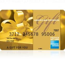 $500 AMEX Gift Card Sweepstakes